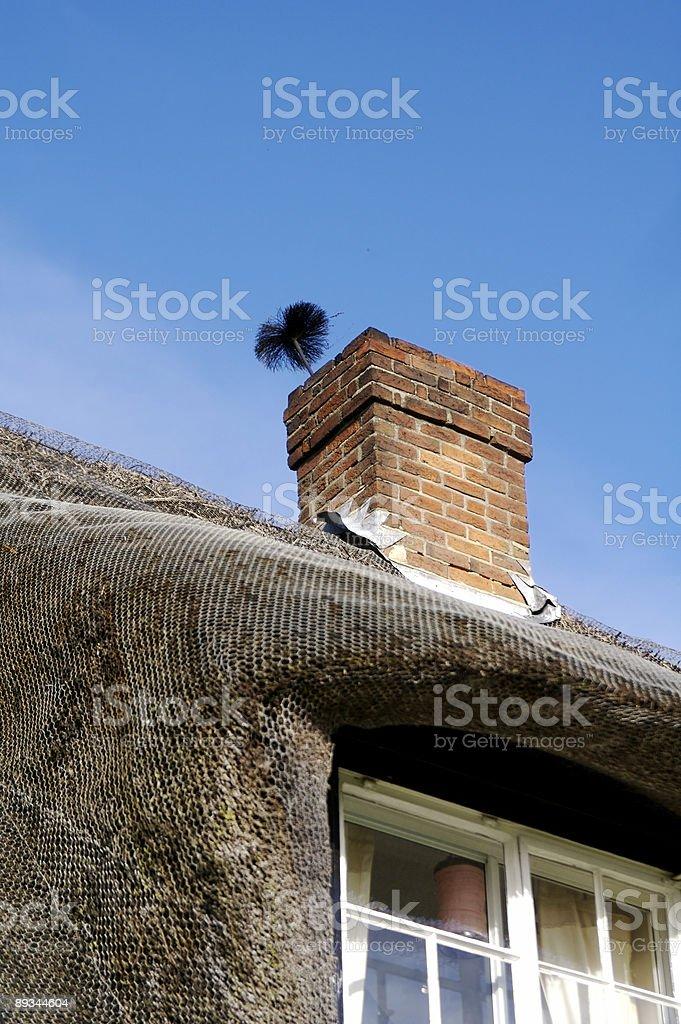 Chimney Sweep... stock photo
