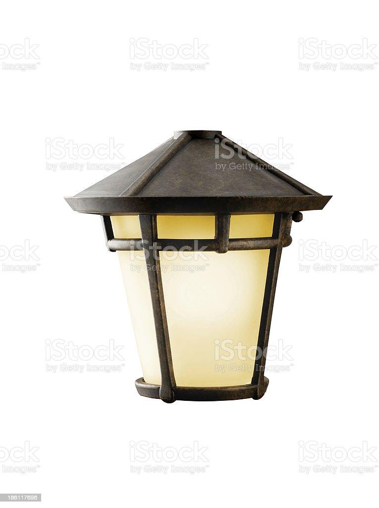china Electric Lamp royalty-free stock photo