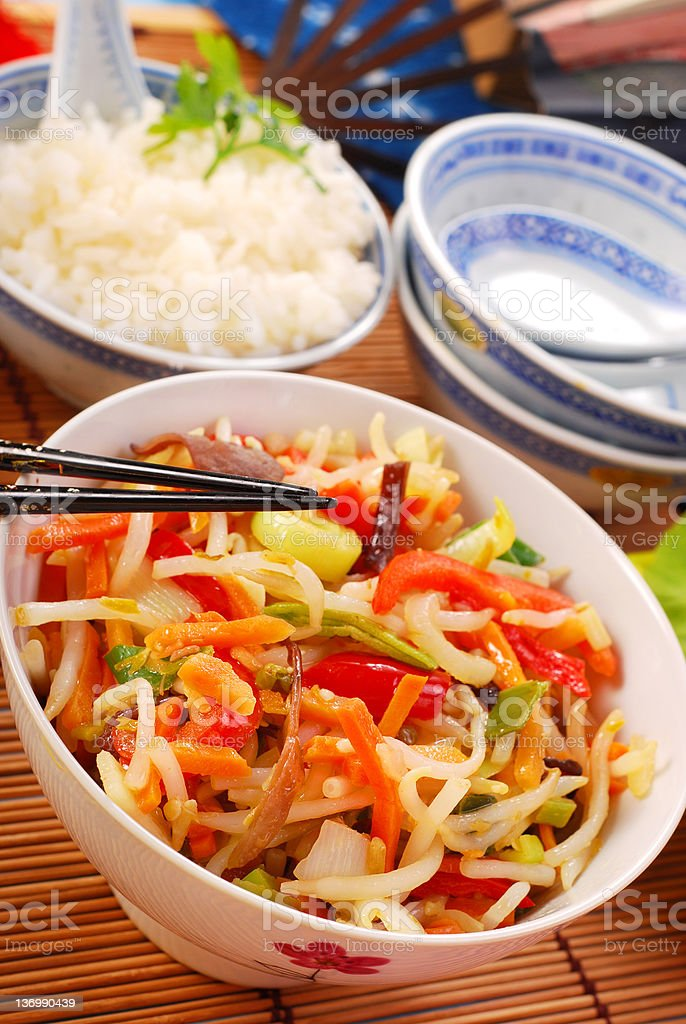 china food royalty-free stock photo
