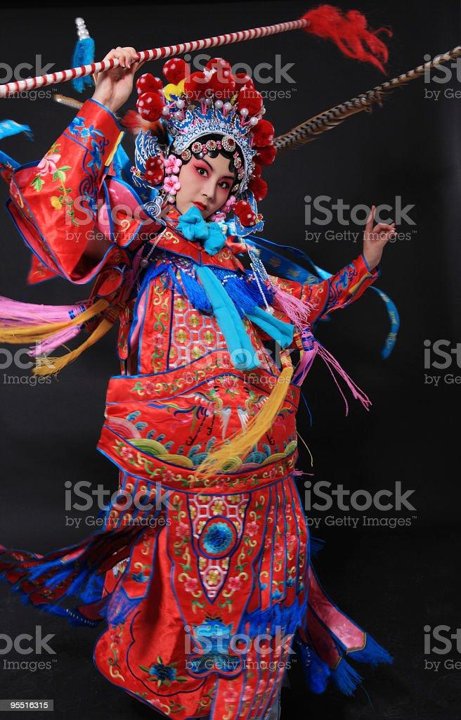 china opera stock photo