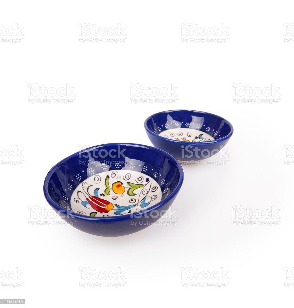 china plate royalty-free stock photo