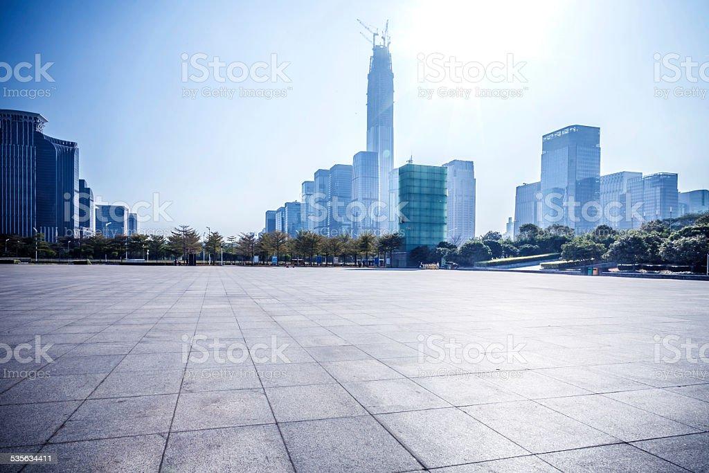China Shenzhen stock photo
