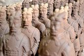 China, Terracotta warriors