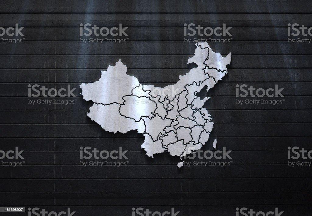 china texture stock photo