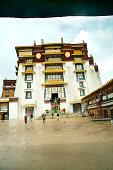 China, Tibet