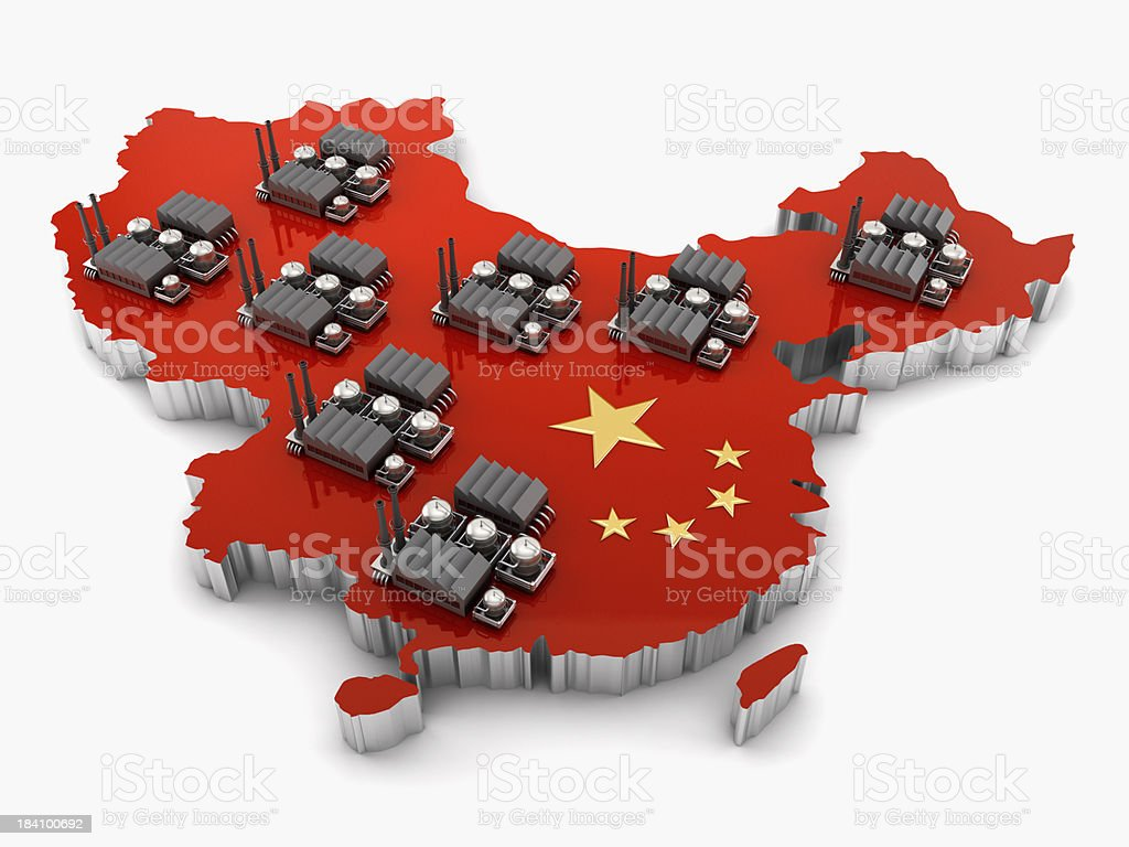 China working royalty-free stock photo