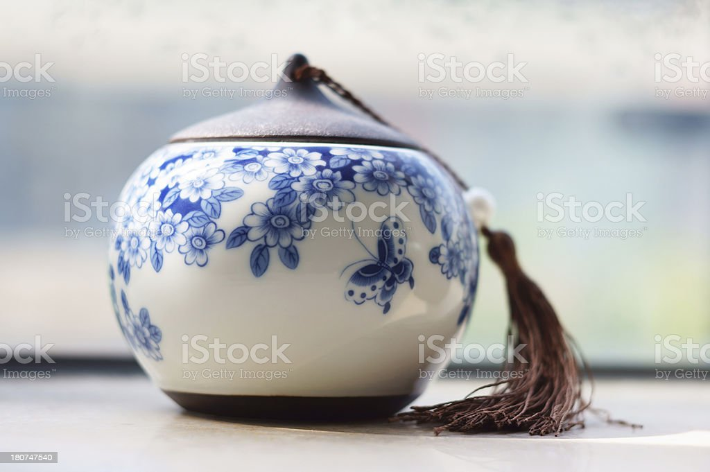 Chinese Antique Ceramics royalty-free stock photo