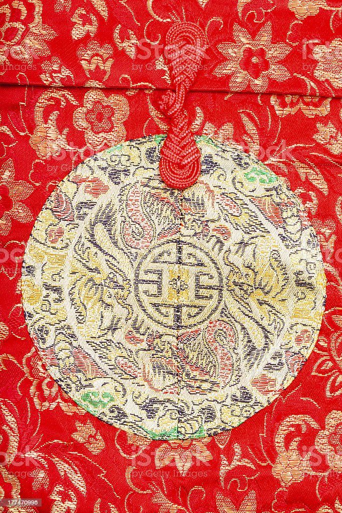 Chinese auspicious pattern royalty-free stock photo