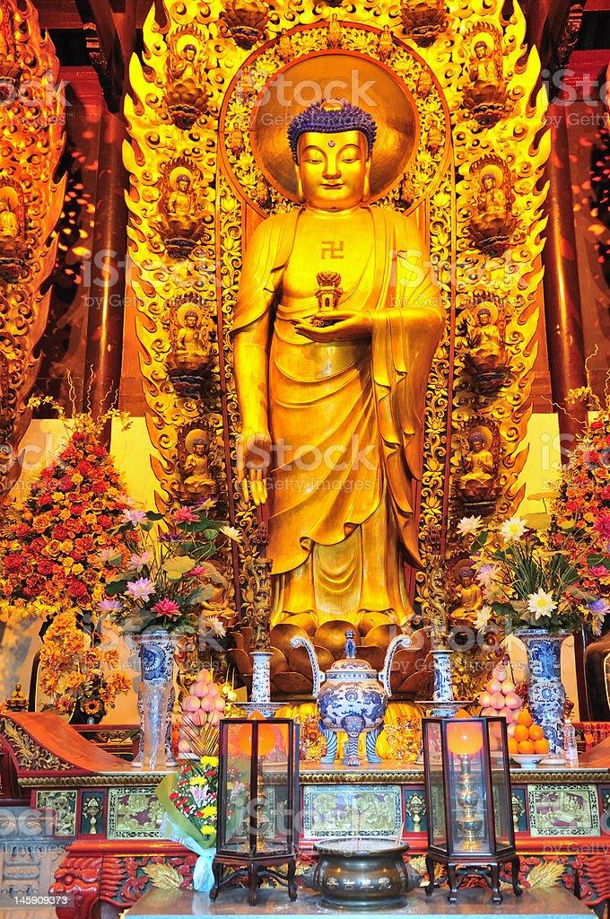 中国の仏教寺院 ロイヤリティフリーストックフォト