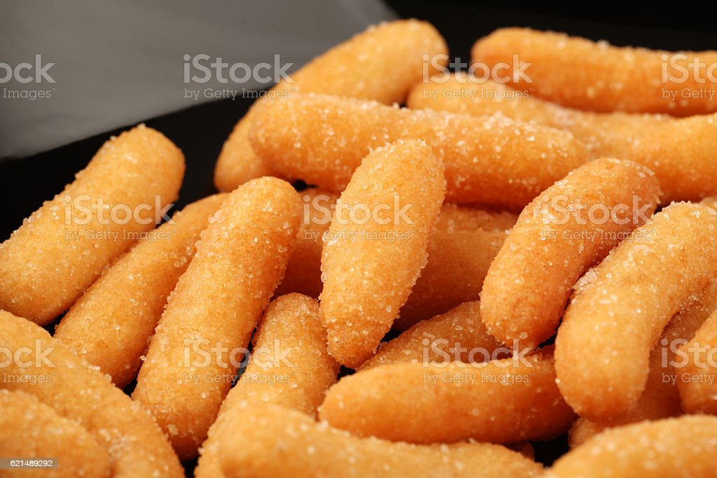Chinese characteristic snack stock photo