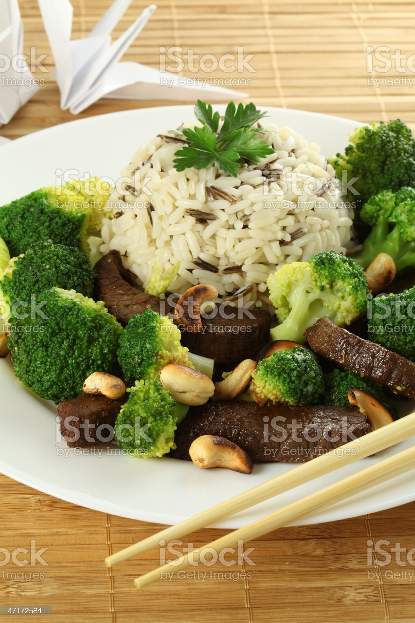 Chinese cuisine royalty-free stock photo
