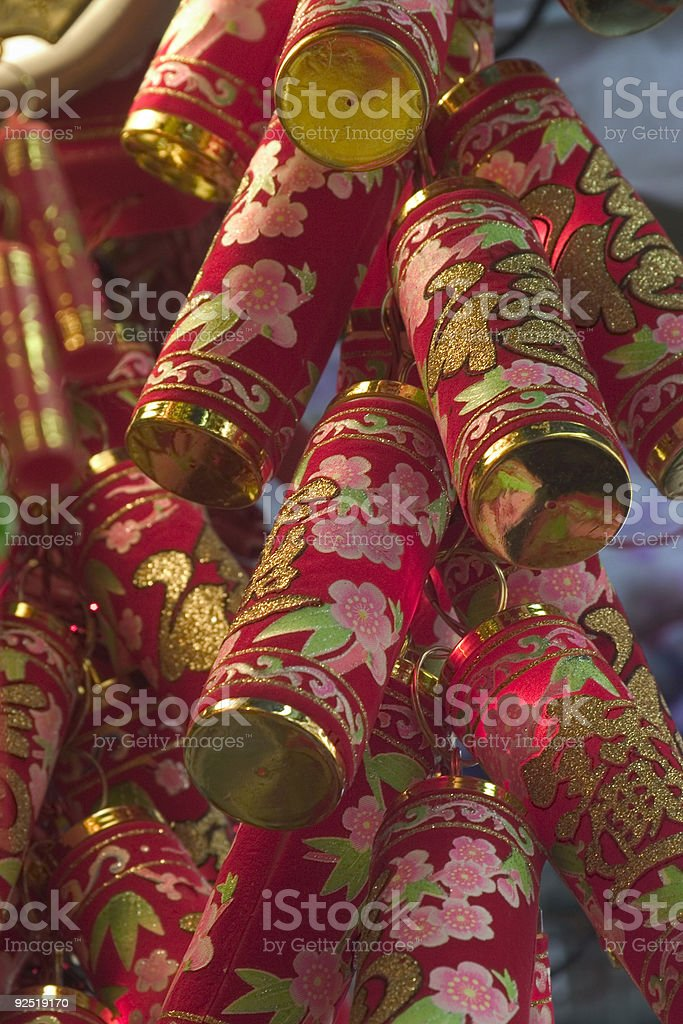 Chinese Decoration royalty-free stock photo