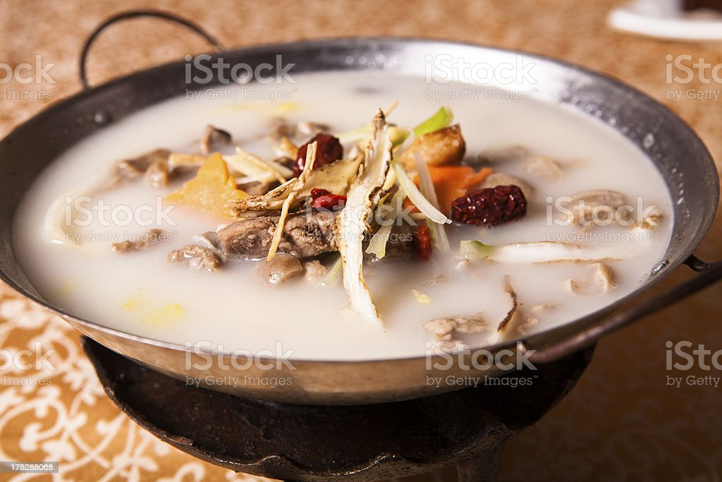chinese delicious food royalty-free stock photo