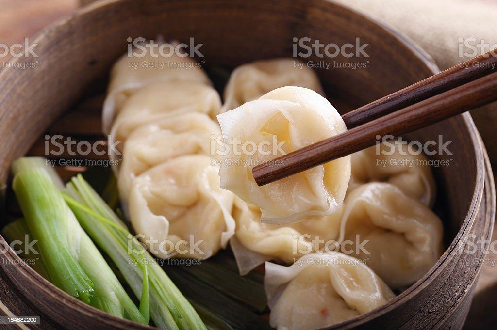 Chinese Dim Sum stock photo