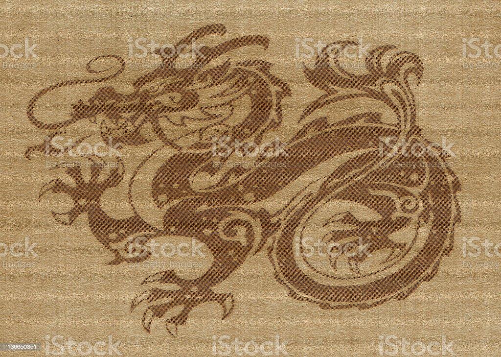 chinese dragon background stock photo