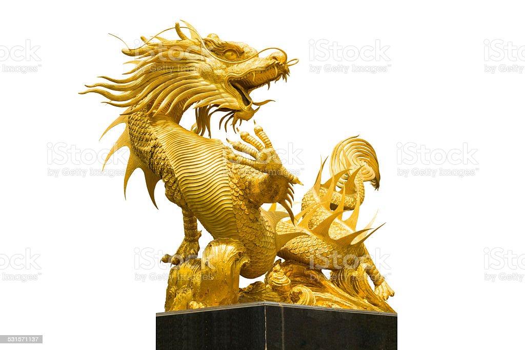 Chinese Dragon stock photo