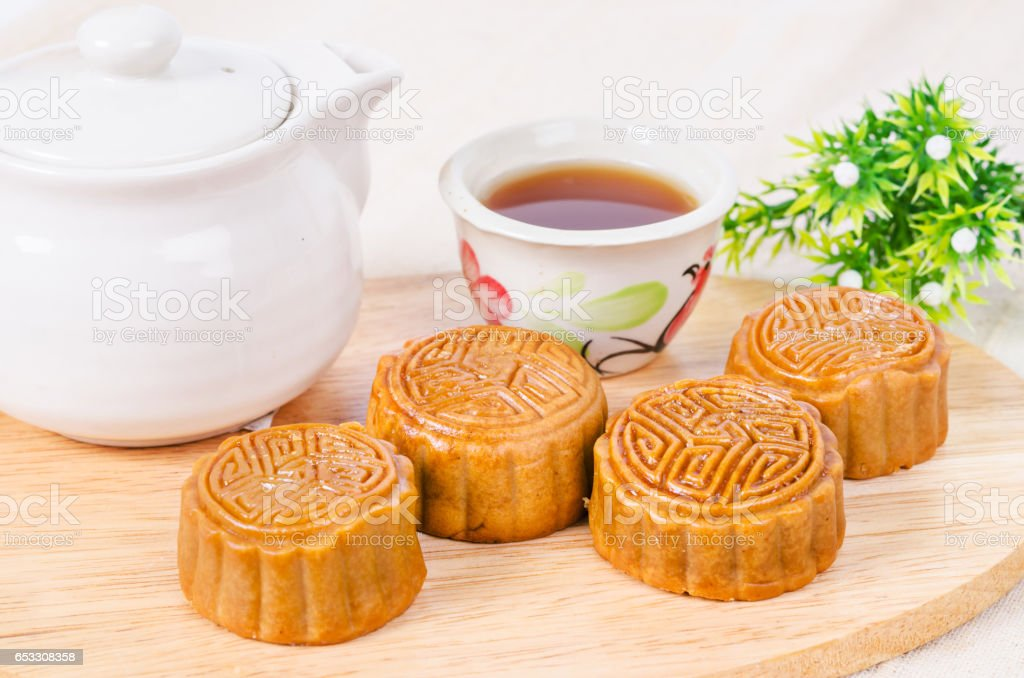 Chinese famous food. stock photo