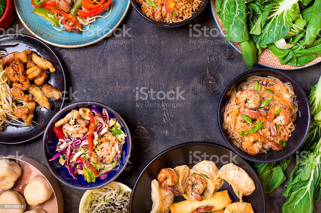 chinese food background - photo #25