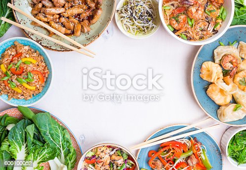 chinese food background - photo #3