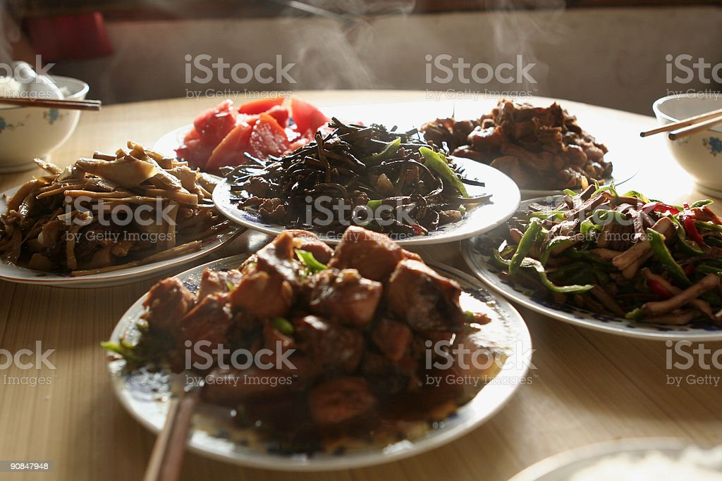 Chinese food#2 royalty-free stock photo