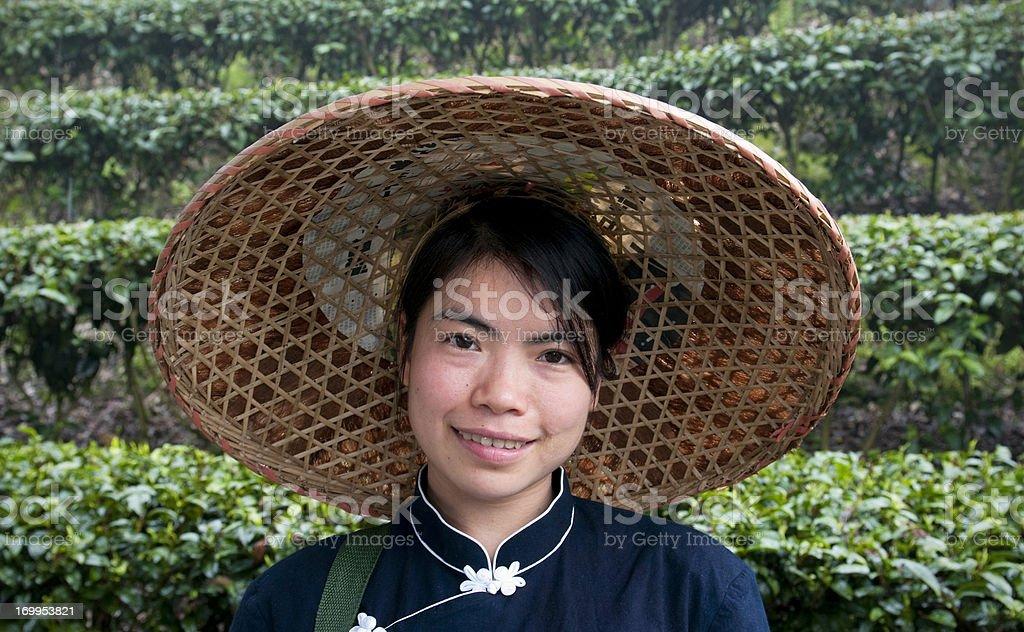 Chinese Girl royalty-free stock photo