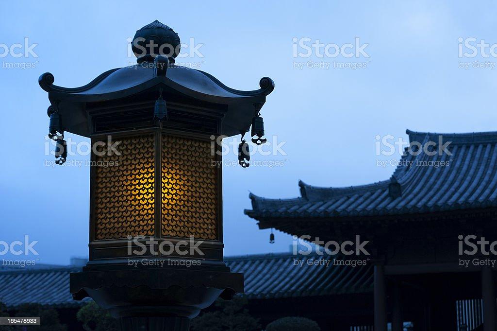 Chinese Lamp royalty-free stock photo