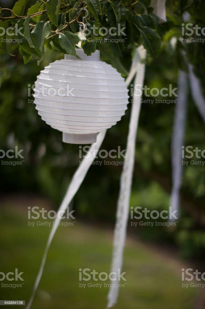 chinese Lamp stock photo
