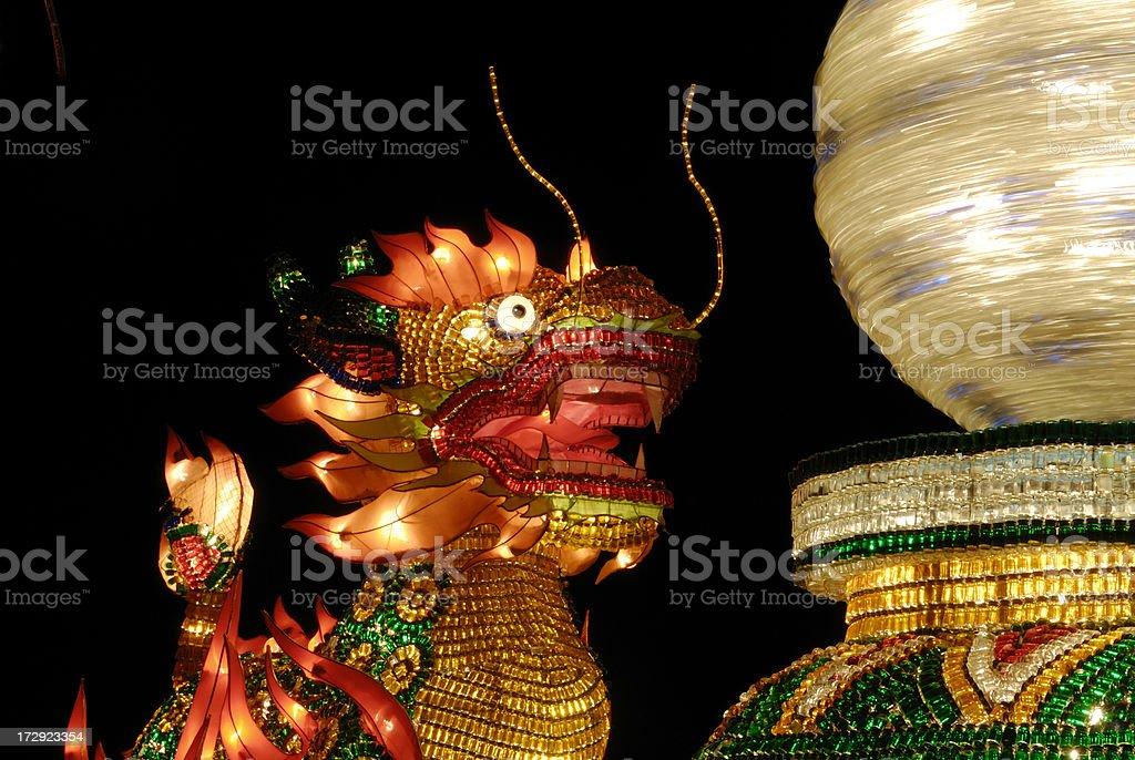 Chinese Lantern Festival royalty-free stock photo