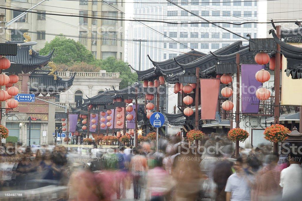 Chinese life royalty-free stock photo