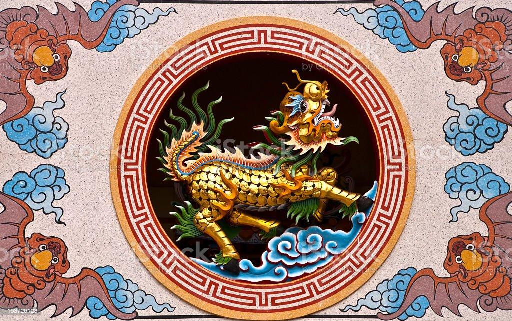 Chińskiego chiński zbiór zdjęć royalty-free