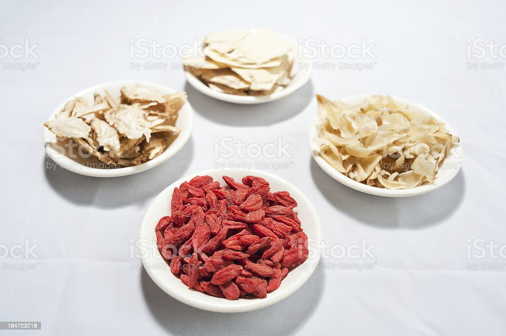 Chinese medicine, health care royalty-free stock photo