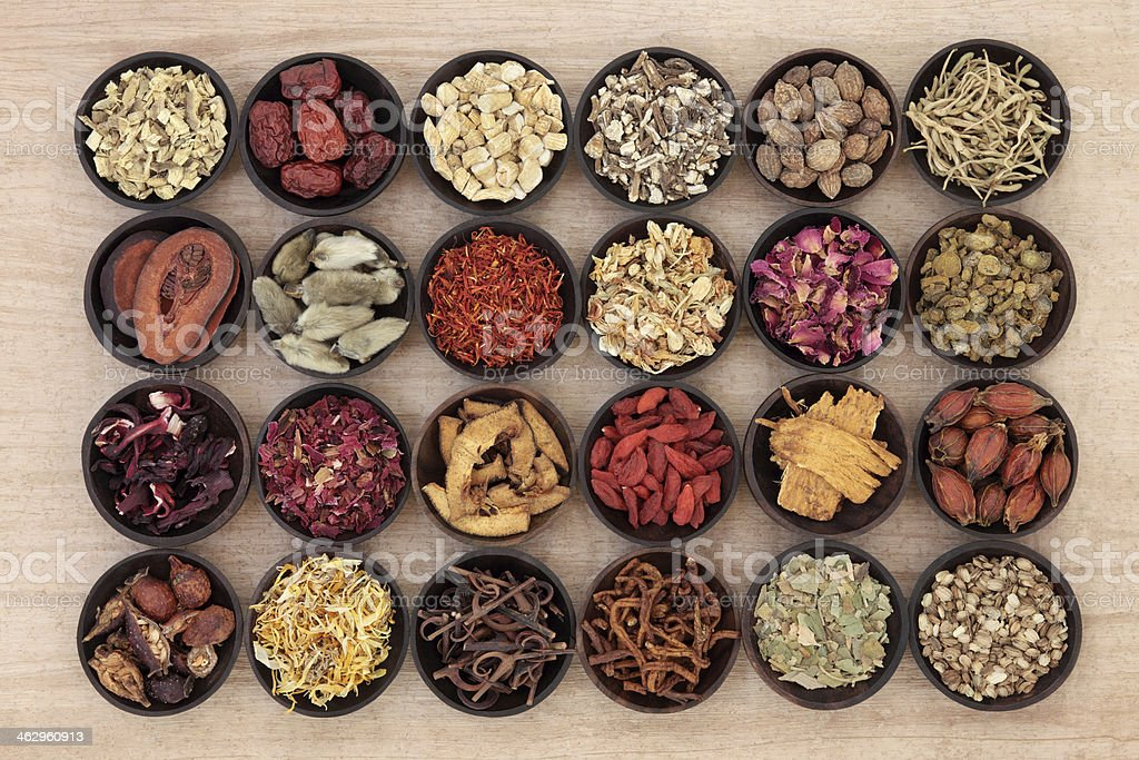 Chinese Medicine stock photo