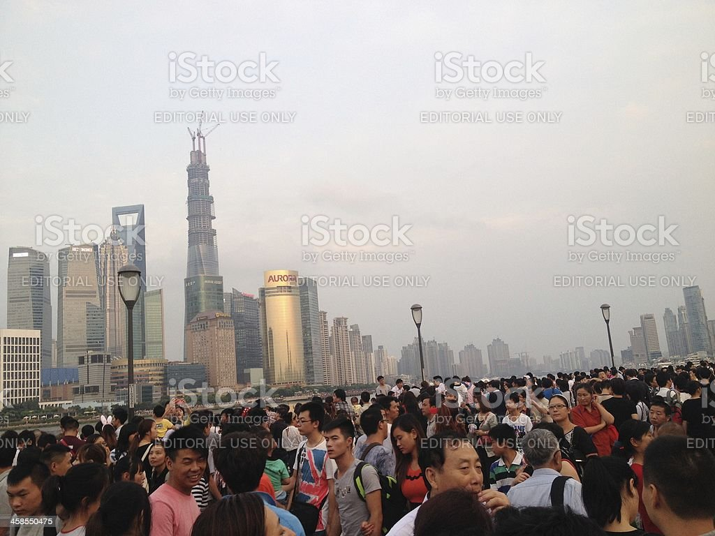 Chinese National Day royalty-free stock photo