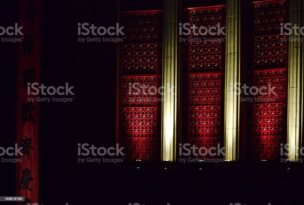 Chinese New Year Celebration royalty-free stock photo