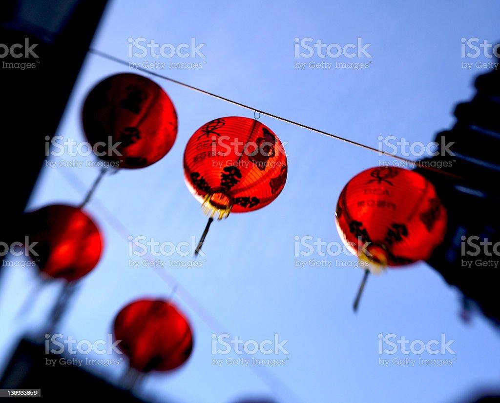 Chinese New Year Celebrations royalty-free stock photo