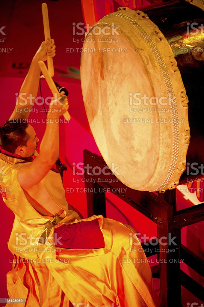 Chinese New year festival in Thailand. royalty-free stock photo