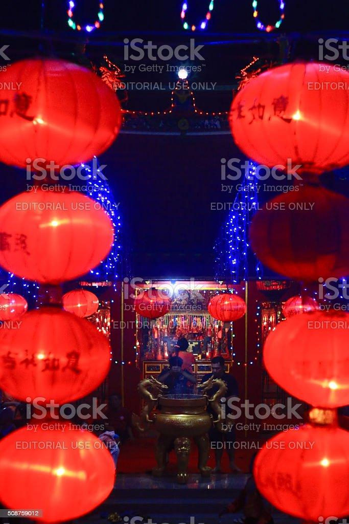 Chinese New Years stock photo