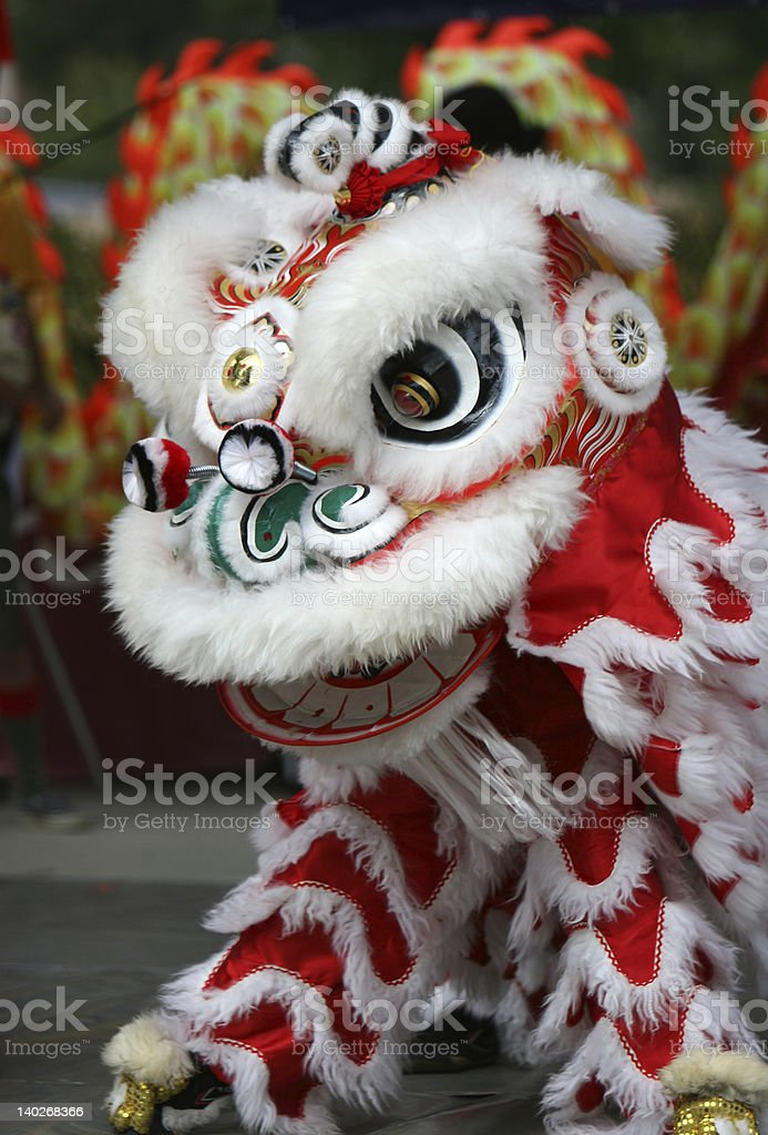 Chinese Parade royalty-free stock photo