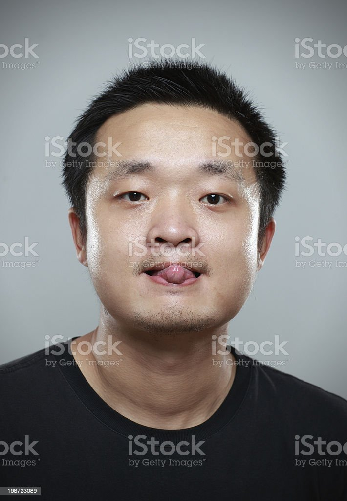 Chinese people royalty-free stock photo
