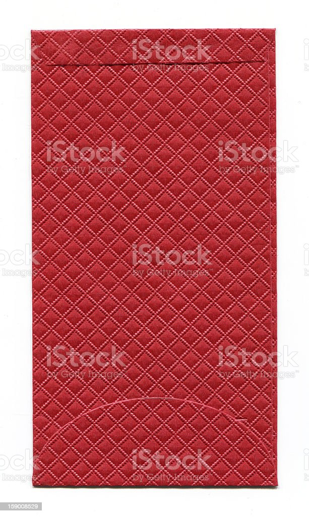 Chinese   Red envelope stock photo