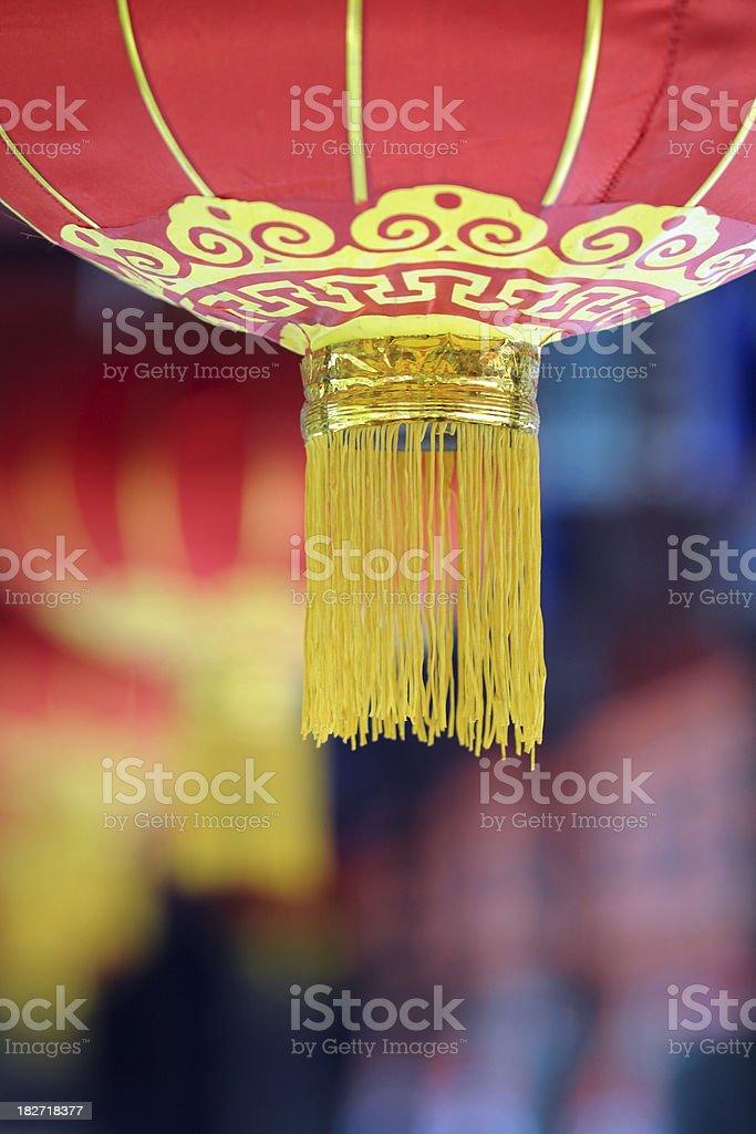 Chinese Red Lantern – Xlarge royalty-free stock photo
