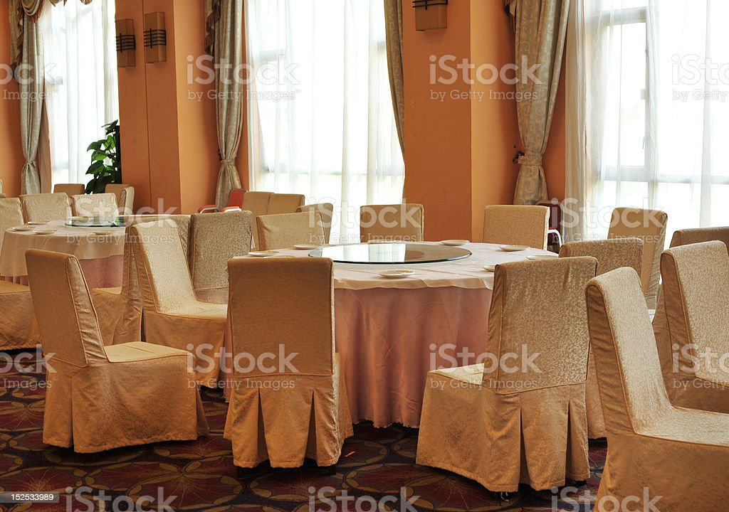 chinese restaurant royalty-free stock photo