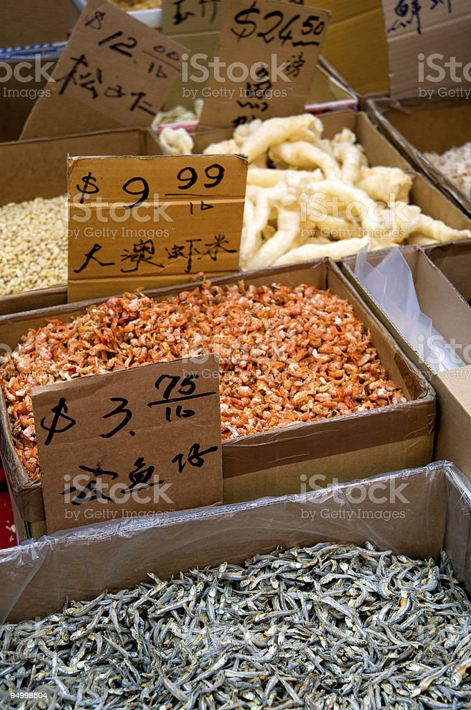 Chinese store royalty-free stock photo