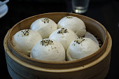 Chinese style bun