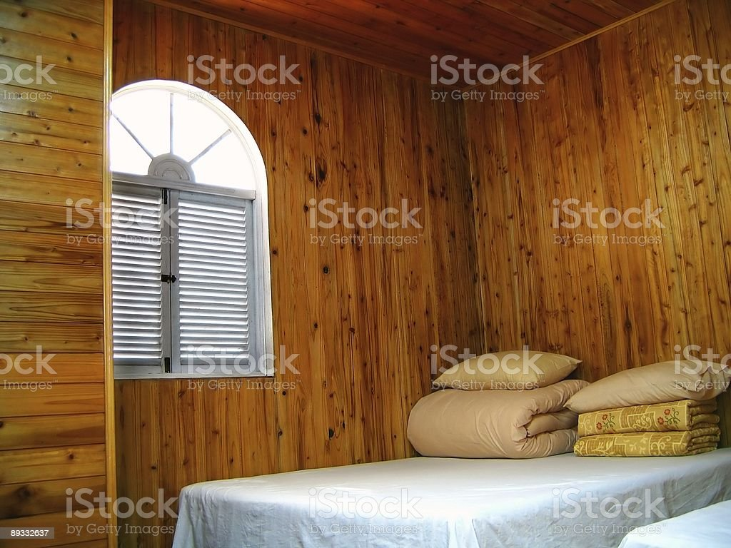 Chinese Style Country Inn royalty-free stock photo