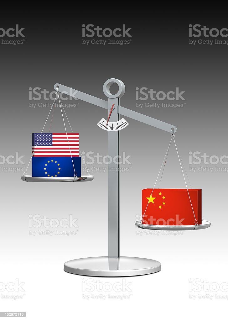 Chinese Success royalty-free stock photo