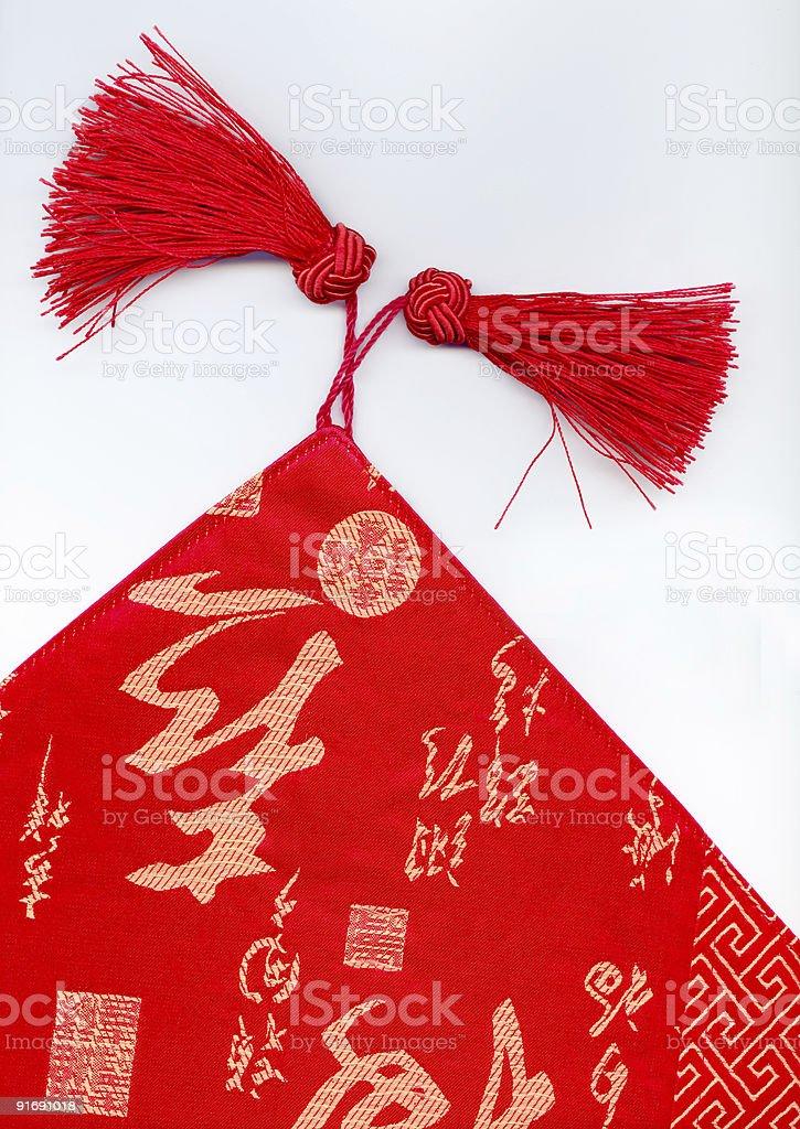 Manteles este estilo chino foto de stock libre de derechos