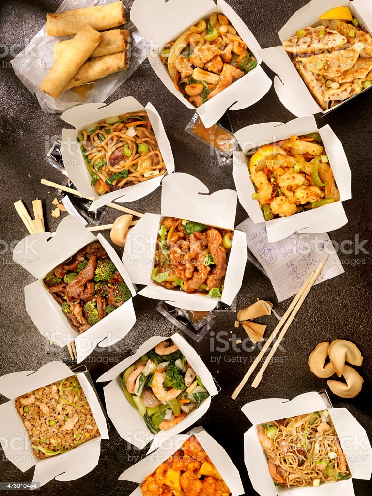 Image result for chinese take out