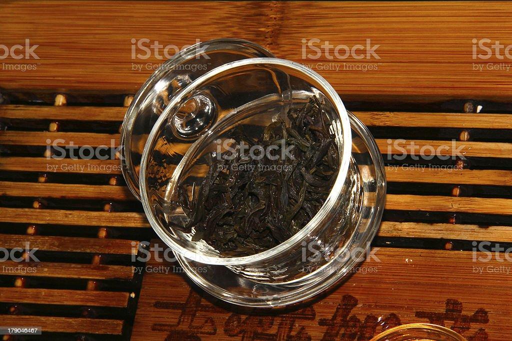 Chinese tea royalty-free stock photo