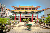 Chinese Temple in Macao